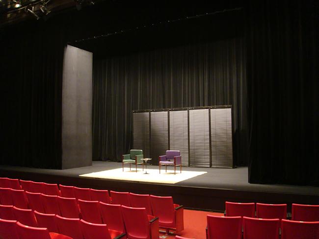 座席表(パルコ劇場)